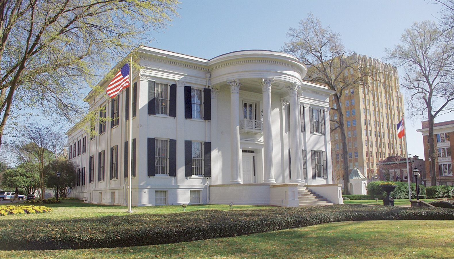 The Westin Jackson - Mississippi Governor's Mansion