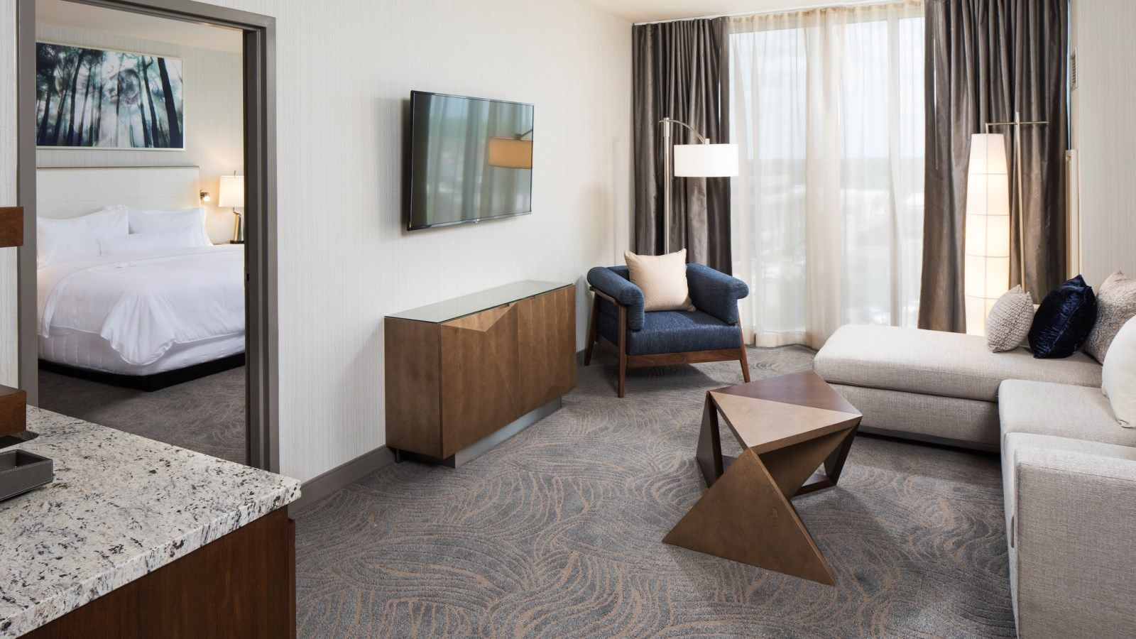 Junior Suite | The Westin Jackson