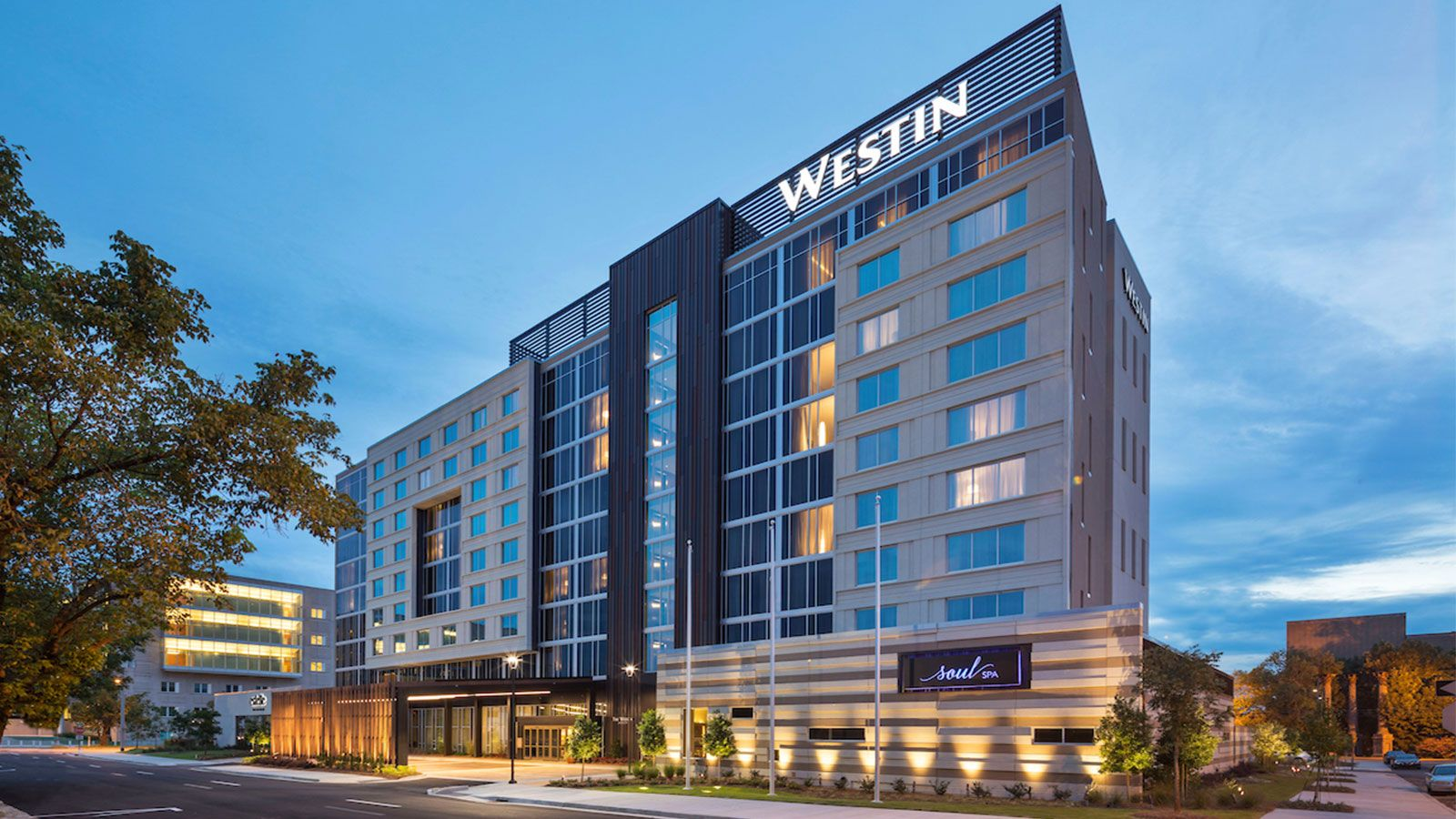 Jackson Hotel Features | The Westin Jackson